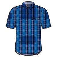 [해외]오들로 Jupiter Shirt S/S Indigo