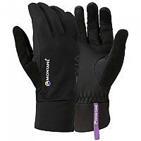 [해외]몬테인 Via Trail Gloves Black
