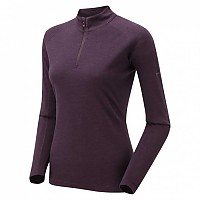 [해외]몬테인 Primino 220 Zip Neck Long Sleeves Saskatoon Berry
