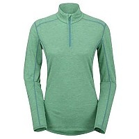 [해외]몬테인 Primino 140 Zip Neck Juniper Green