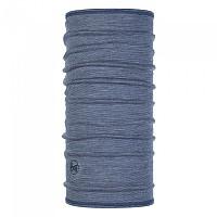 [해외]버프 ? Lightweight 3/4 Merino Wool Multistripes Light Denim Multi Stripes