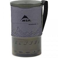 [해외]MSR WindBurner 1.0L Accessory Pot Grey
