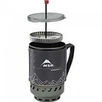 [해외]MSR WindBurner 1.0L Coffee Press Kit Grey