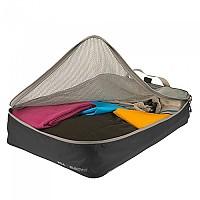 [해외]씨투서밋 Garment Mesh Bag 4L Black / Grey