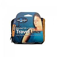 [해외]씨투서밋 Mummy Blended Silk+Cotton Travel Linner Navy Blue