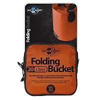 [해외]씨투서밋 Folding Bucket 20L Red