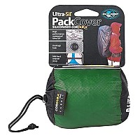 [해외]씨투서밋 Ultrasil Pack Cover Small 30 To 50L Green