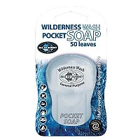 [해외]씨투서밋 Wilderness Wash Pocket Soap