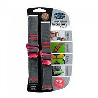[해외]씨투서밋 Accessory Strap With Hook Buckle 20mm Red