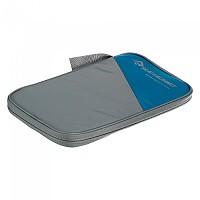 [해외]씨투서밋 Travel Wallet RFID Large Blue / Grey