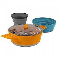 [해외]씨투서밋 Xset 21 3Pc Xpot 1.4L 1 Xbowl 1 Xmug Multicolour