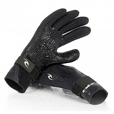 [해외]립컬 E Bomb 2Mm 5 Finger Glove Black