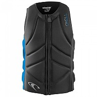 [해외]오닐 WETSUITS Slasher Comp Vest Graphite / Brite Blue