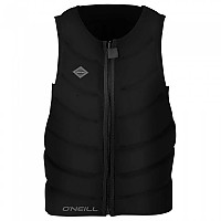[해외]오닐 WETSUITS Gooru Tech Front Zip Comp Vest Black / Black / Black