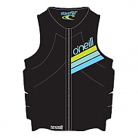 [해외]오닐 WETSUITS Slasher Kite Vest Woman Black / Black / Black