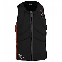 [해외]오닐 WETSUITS Slasher Kite Vest Black / Neon Red