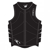 [해외]오닐 WETSUITS Slasher Comp Vest Black / Black