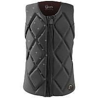 [해외]오닐 WETSUITS Gem Comp Vest Woman Graphite / Graphite / Pepper