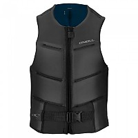[해외]오닐 WETSUITS Outlaw Comp Vest Black / Brite Blue