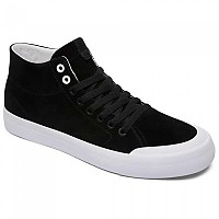 [해외]DC SHOES Evan 스미스 Smith Hi Zero Black / Black / White