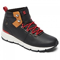 [해외]DC SHOES Muirland LX Black / Brown / Black