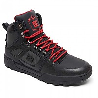 [해외]DC SHOES Pure High Top WR Boot Black / Grey / Red