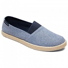 [해외]퀵실버 Espadrilled Blue / White / Blue