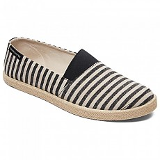 [해외]퀵실버 Espadrilled Black / Black / Brown