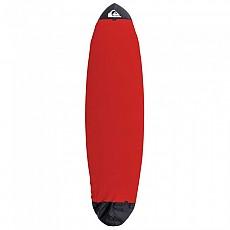 [해외]퀵실버 SURFBOARDS Fish Sock Red