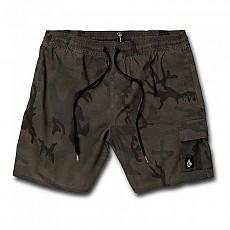 [해외]볼컴 True Trunks 17 Camouflage