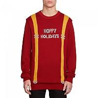 [해외]볼컴 Suspenders Swtr Drip Red