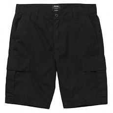[해외]에트니스 Forge Cargo Shorts Black