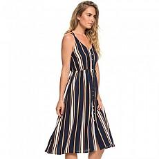 [해외]록시 Sunset Beauty Dress Blue Macy Stripes