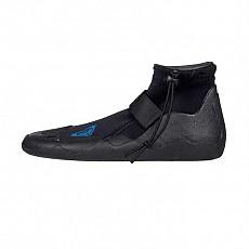 [해외]록시 2 Mm Syncro 리프 Rounf Toe Boot True Black