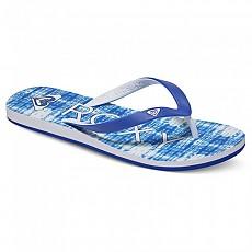 [해외]록시 Tahiti V Navy / Bright Blue