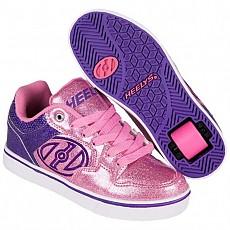 [해외]힐리스 Motion Plus Purple / Pink Glitter
