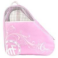 [해외]KRF Roller Skate Bag Roller Series Pink / White