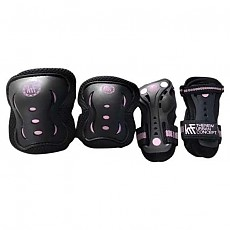[해외]KRF Junior Set Black / Pink
