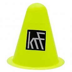 [해외]KRF Rounded Cones With Bag Yellow