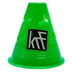 [해외]KRF Skater Cones With Bag Green
