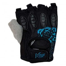 [해외]KRF Protector Speed Gloves Black