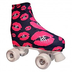 [해외]KRF Kiss Skate Cover Black