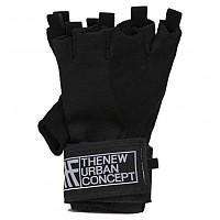 [해외]KRF Senior Gloves With Wristband Black