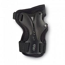 [해외]휠라 SKATE Fitness Wristguard Black / Silver