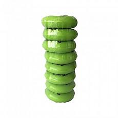 [해외]휠라 SKATE Urban 76mm 8 Units Green