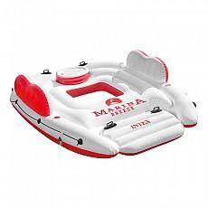 [해외]인텍스 Inflatable Marina Breeze Island Raft