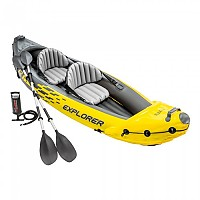 [해외]인텍스 Explorer K2 Yellow / Grey