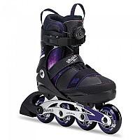[해외]K2 스케이트 Charm Boa ALU Girl Black / Purple