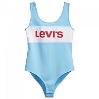 [해외]리바이스 Colorblock Bodysuit Swim Blue / White+