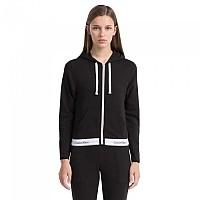 [해외]캘빈클라인 UNDERWEAR Modern Cotton Top Hoodie Full Zip Black